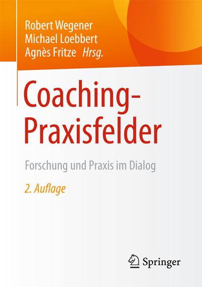 Fachbuch «Coaching-Praxisfelder»