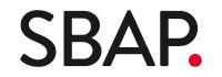 SBAP Schweizerischer Berufsververband für Angewandte Psychologie